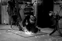 Artisans: The Barefoot Welder