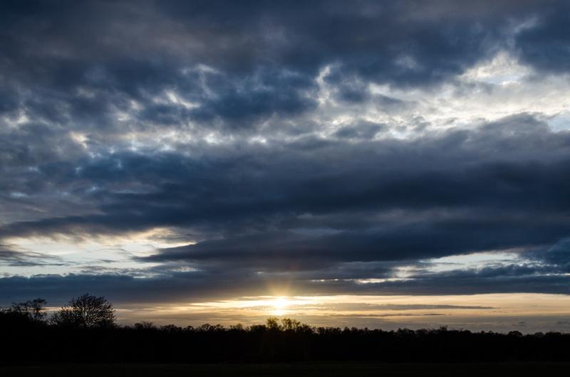 Dartford Heath Sunset