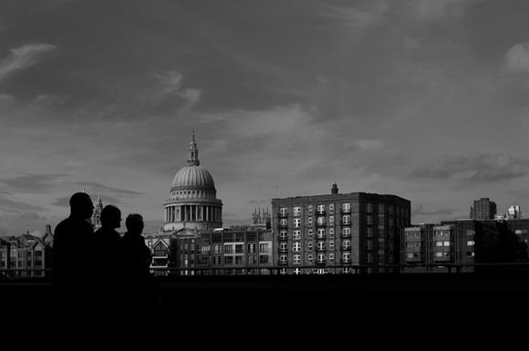 Street photography workship with Damien Demolder