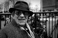 Street photography workship with Damien Demolder