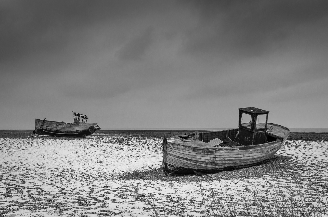 Dungeness Boats