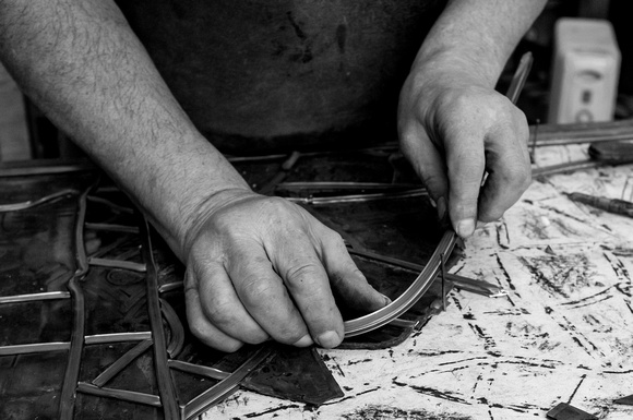 Easthope Stained Glass Studio, Folkestone