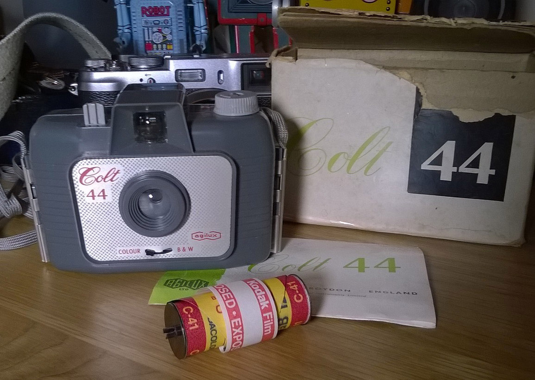 Tim Allen found film scans