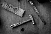 Artisans: Malcolm Tysoe Ltd (yes, it is indeed a toffee hammer)